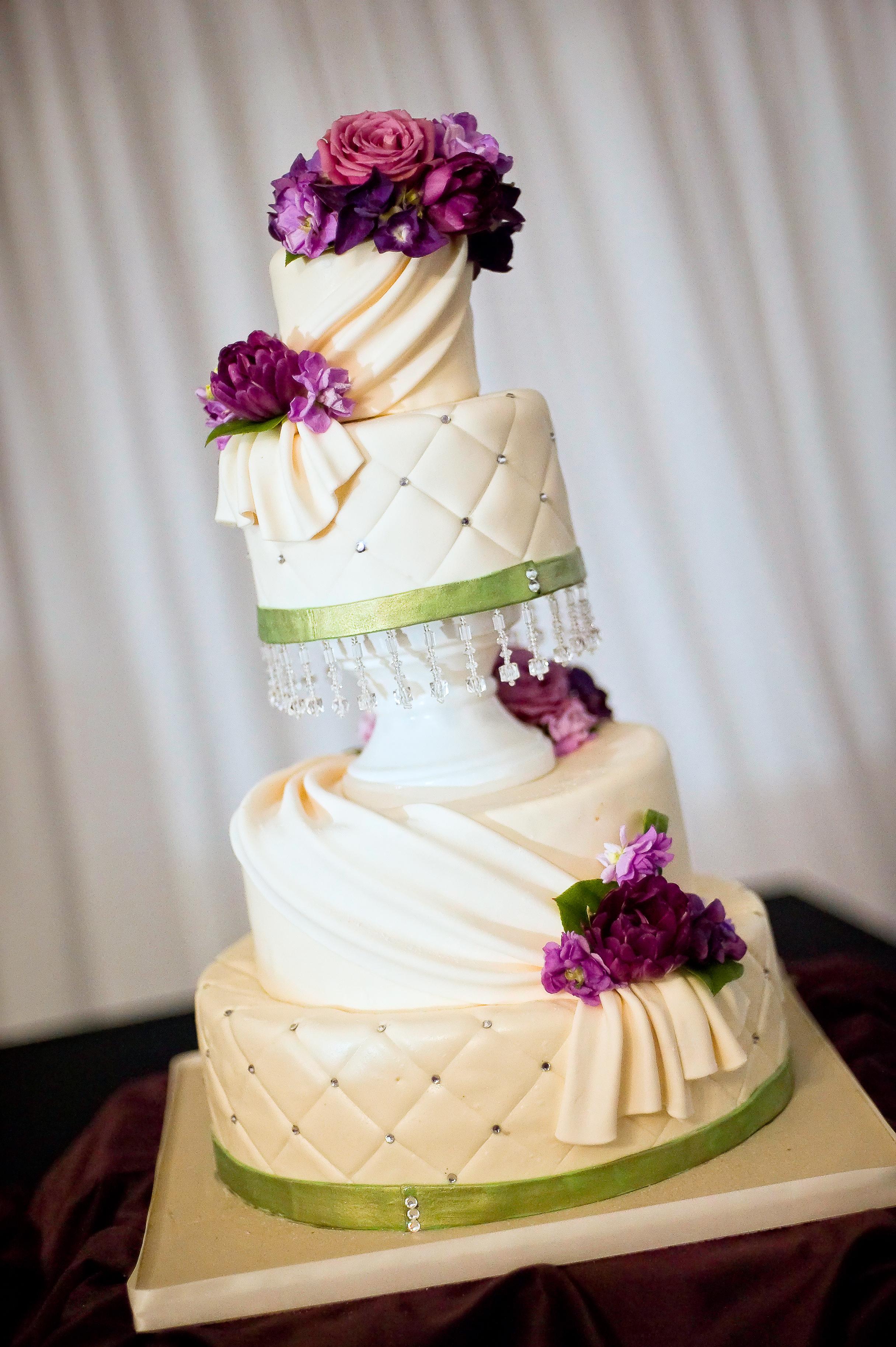 Wedding Cake, CakeGoodness
