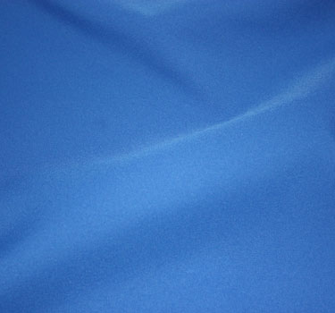 Polyester Electric Blue linen