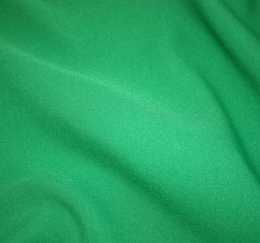 Polyester Grass Green linen