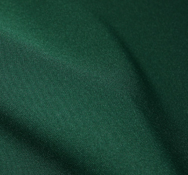 Polyester Hunter Green linen