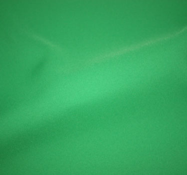 Polyester Kelly Green linen