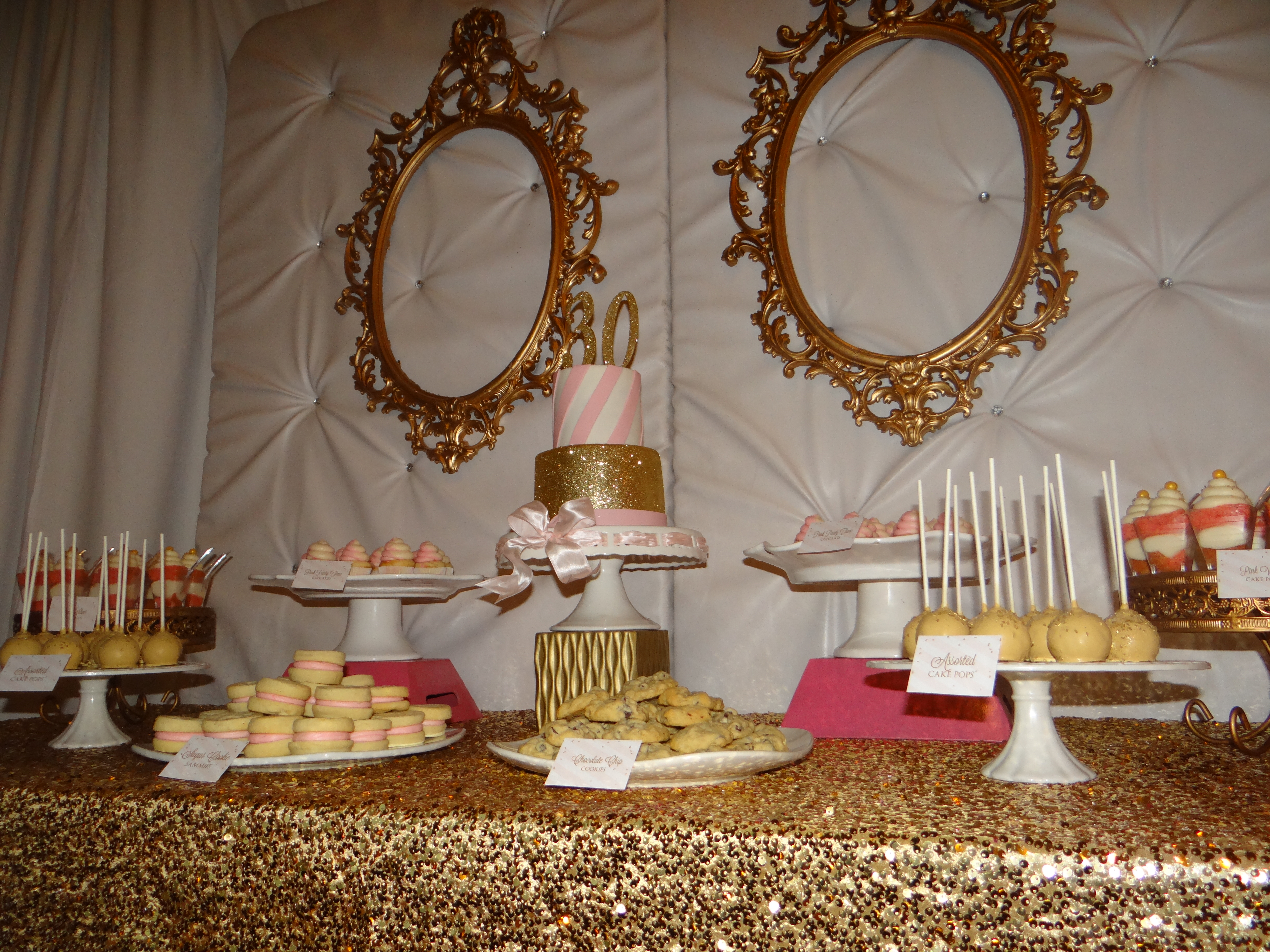 A Poppin39 30th Birthday 24 7 Events & 30th Birthday Party Decoration Ideas - Elitflat