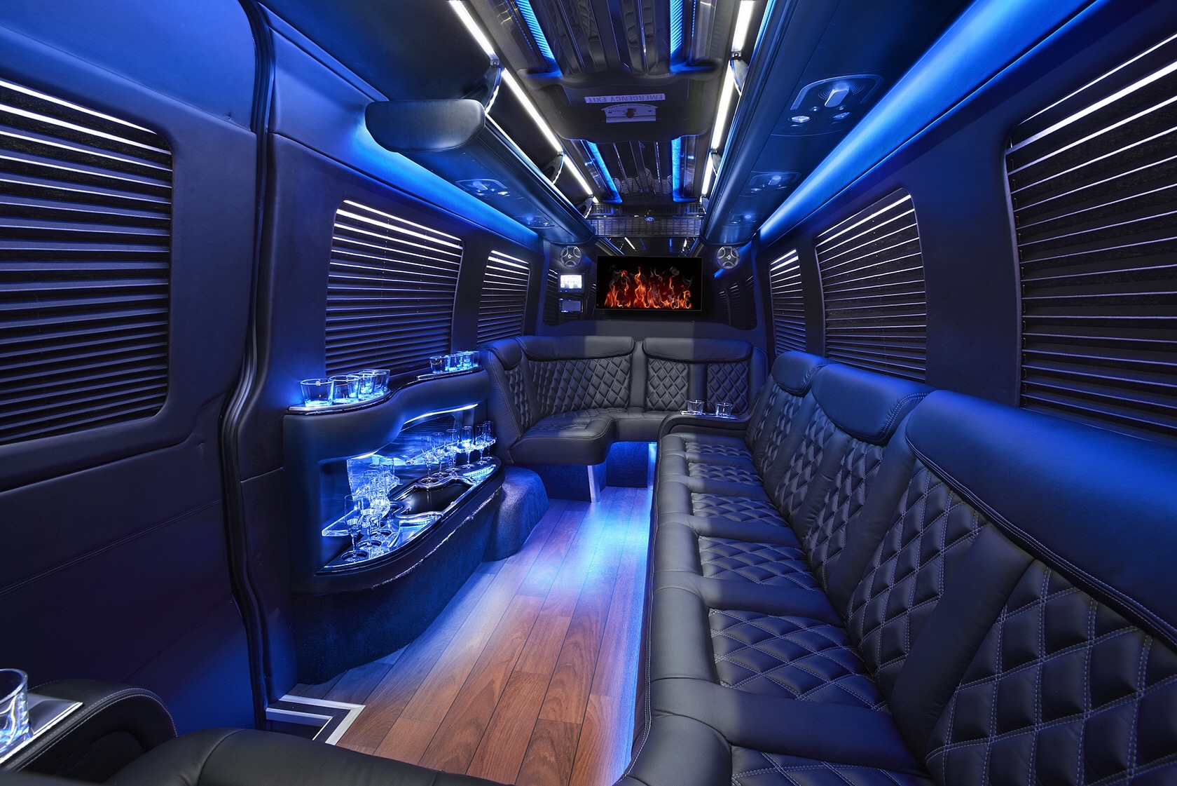 Why Can You Drink In A Limo