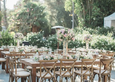 Wedding Reception at Newhall Mansion