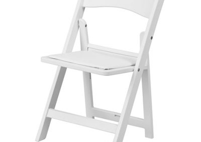 Children Folding Chair White