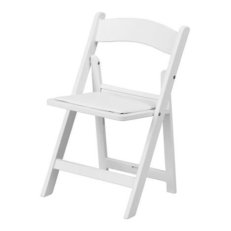 Swell Children Folding Chair White 24 7 Events Uwap Interior Chair Design Uwaporg