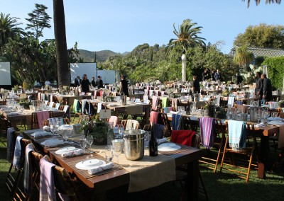 Save the Elephants Event in Malibu
