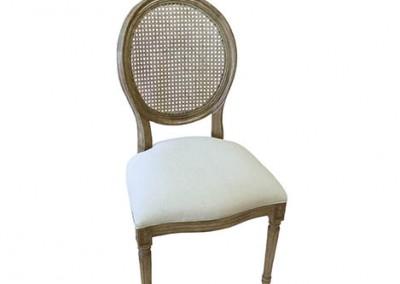 Louis XIV Banquet Chair