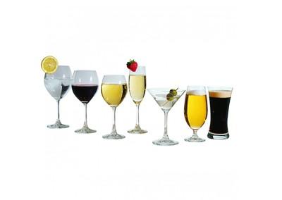 Glass ware rental
