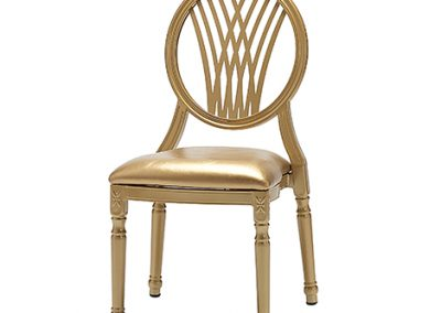 Ritz Chair Gold
