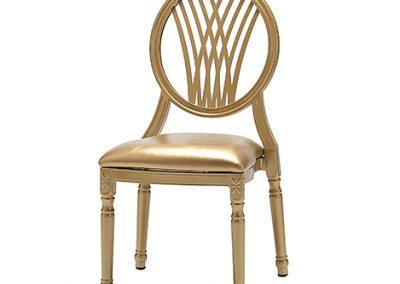 Ritz Chair Gold