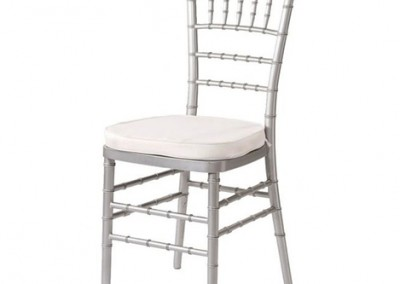 Silver Chiavari Chair
