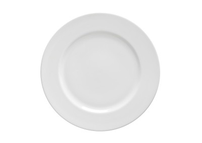 Royal White Bread and Butter Plate