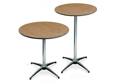 "30"" and 36"" Bistro and Cocktail Table"