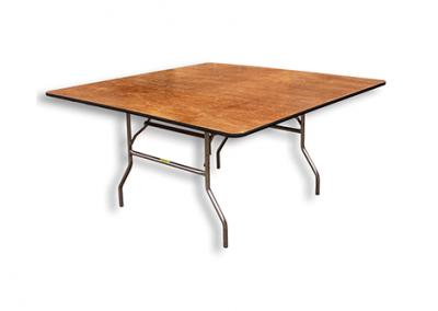 square table rental
