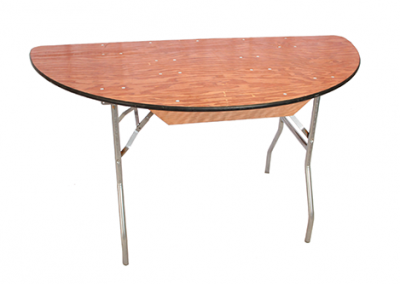 "60"" Half Moon Table"