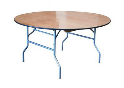 large round table rental