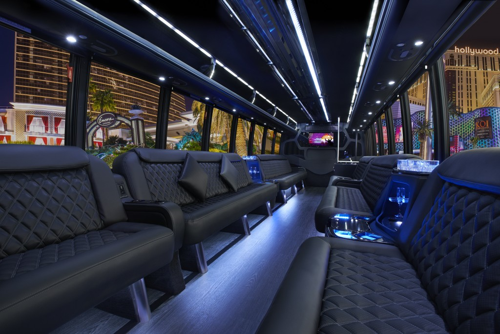 Party Bus Santa Clarita