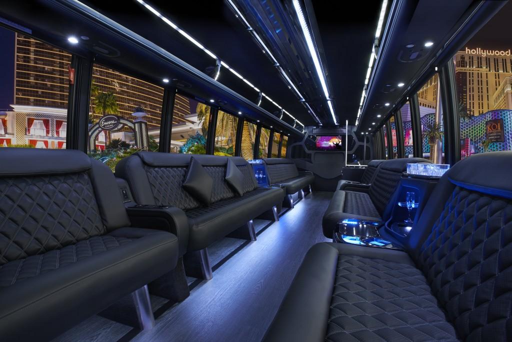 Party Bus Santa Clarita