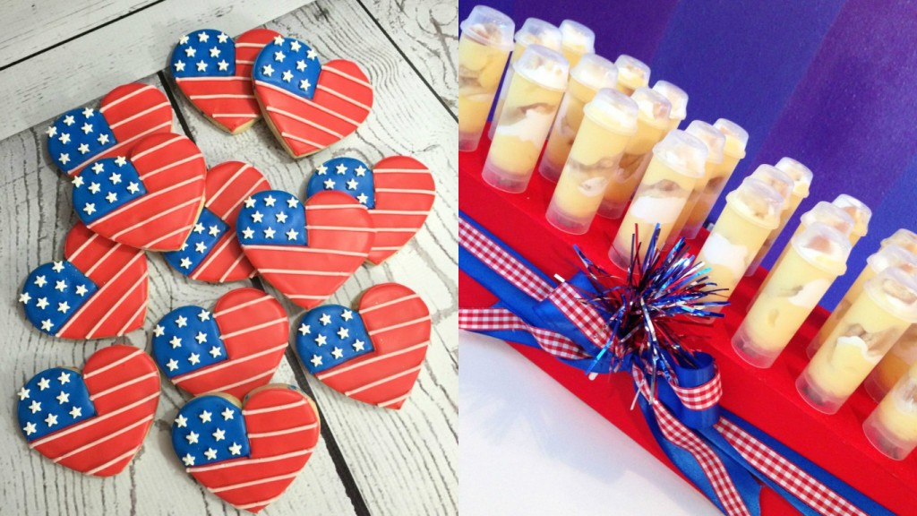 4th of July Desserts CakeGoodness