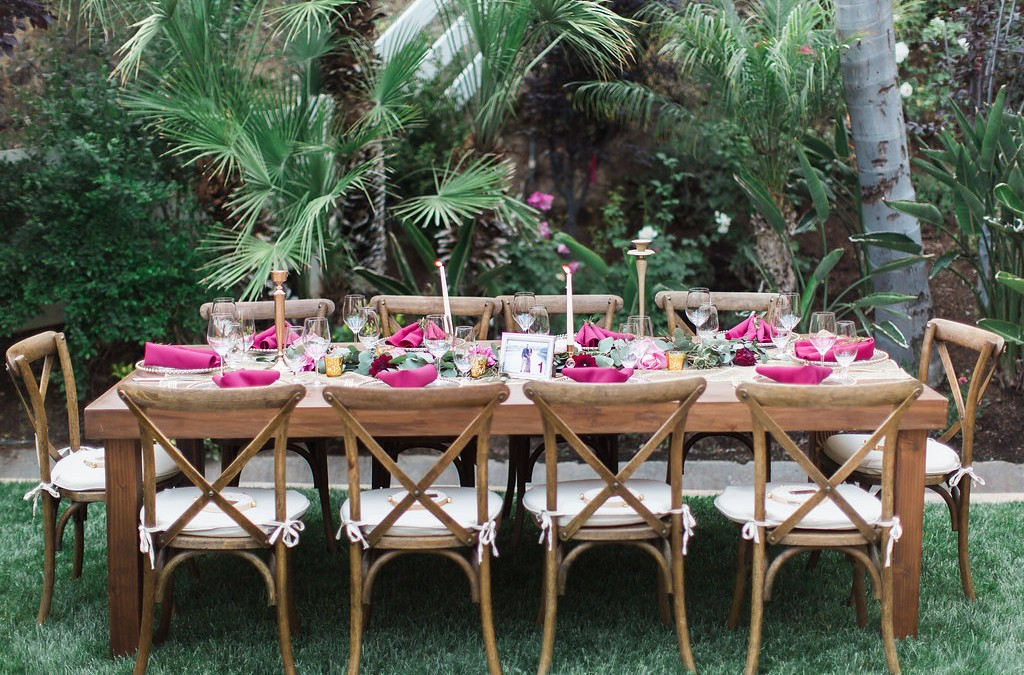 Event Feature :: A Chic, Boho Wedding