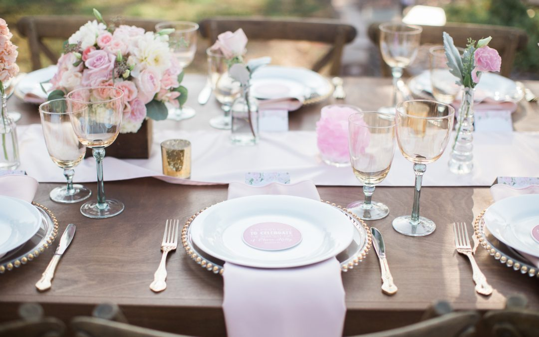 Event Feature :: A Pink & Floral Themed Baby Sprinkle
