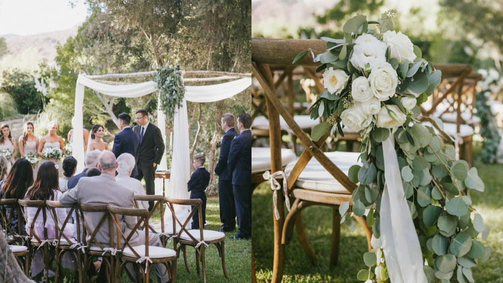 Wedding Rentals - Ceremony