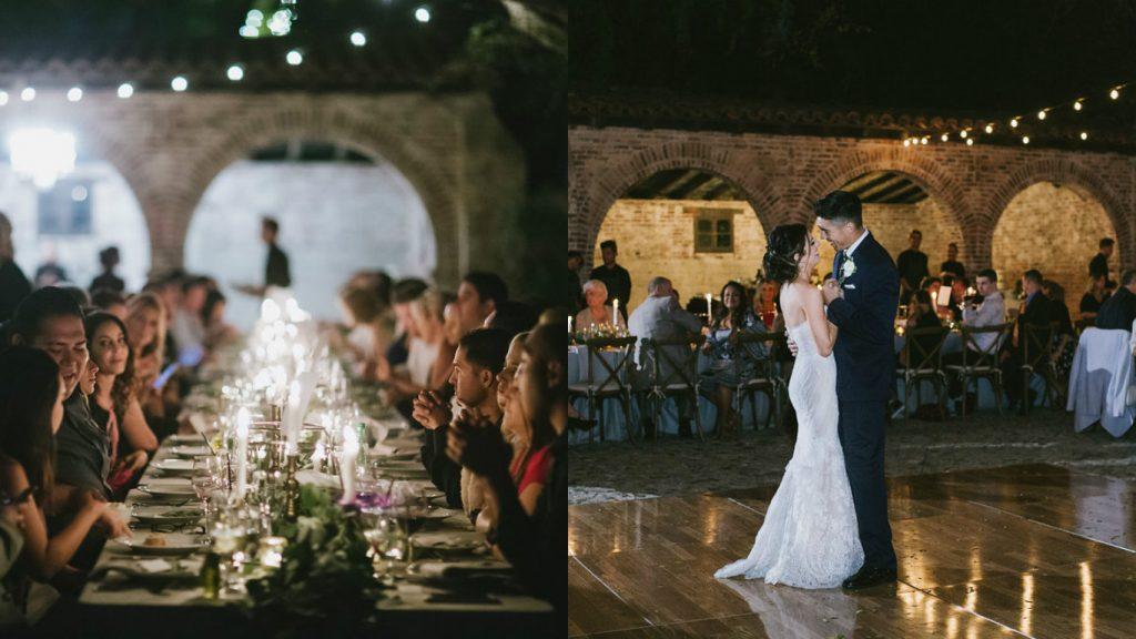 Wedding Rentals-Reception Area