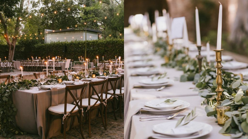 Wedding Rentals-Tablescape