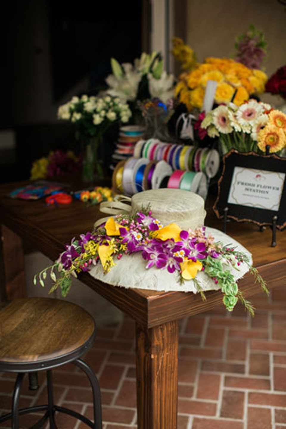 Details And Photos From A Fabulous Kentucky Derby Party In